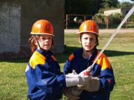 Kinderfeuerwehr 2006