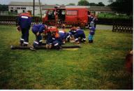 Jugendfeuerwehr Meseberg 1999
