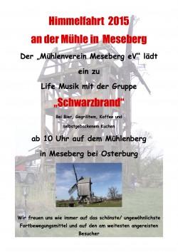 Himmelfahrt 2015