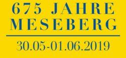 675 Jahre Meseberg